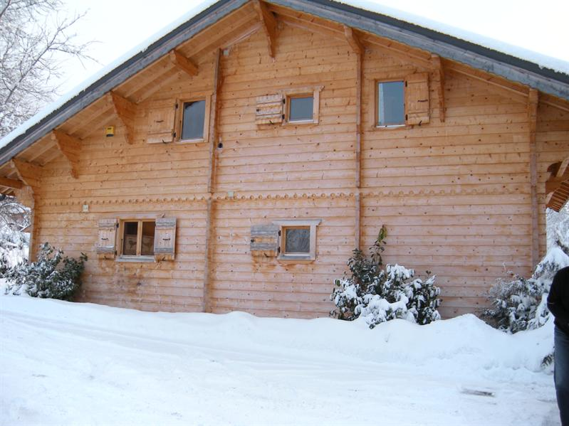 Chalet Coquelicot