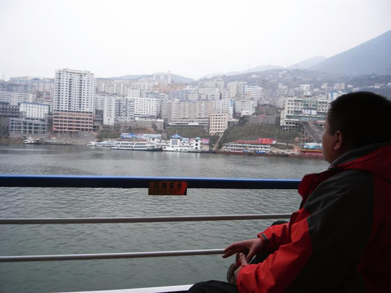 down the yangtze again