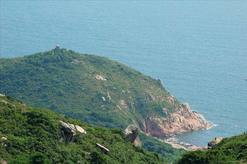 遠眺崖頭 Ngai Tau
