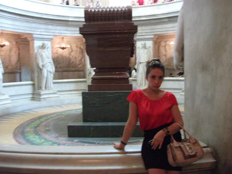 Tomb of Napoleon Bonaparte