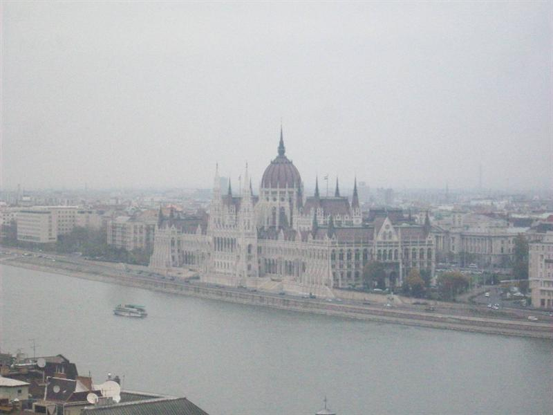 The parliment buildings