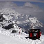 il Plateau Rosa e le alpi svizzere