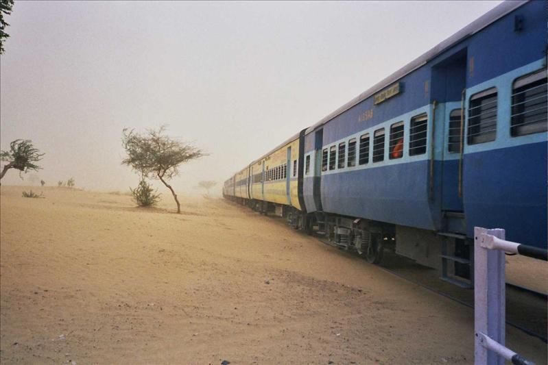 Thar desierto - Soul India