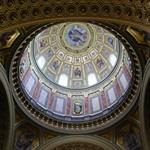 Frescoed dome