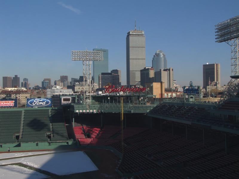 Fenway Park - HDR - Boston, MA
