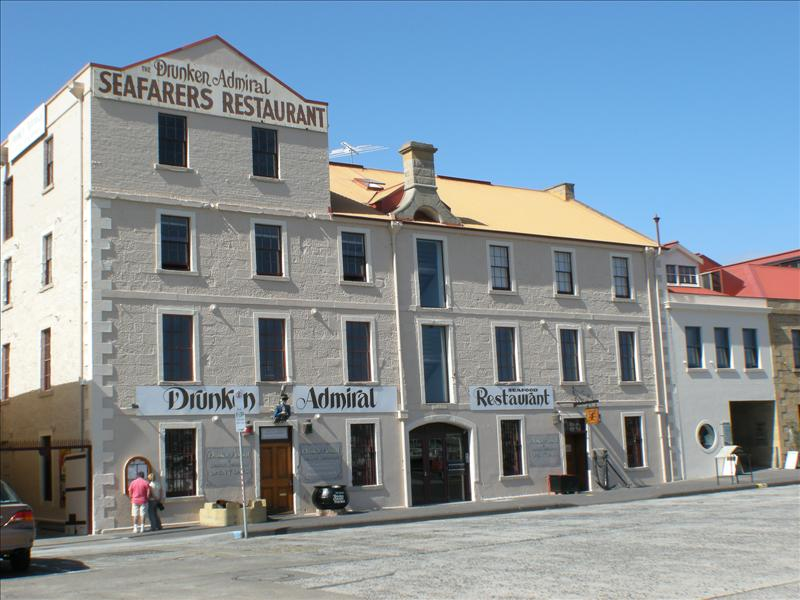 Drunken Admiral Restaurant