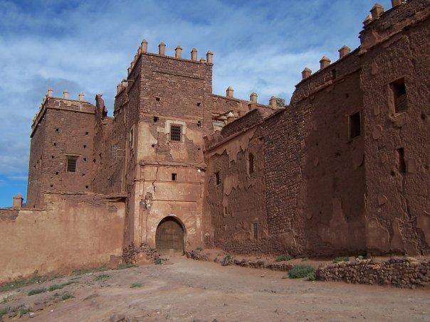 TELOUET KASBAH, THE HIGH ATLAS