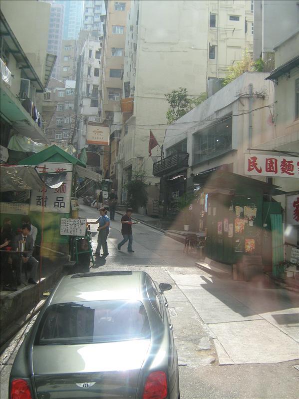Soho in Hong Kong