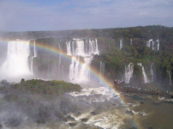 IGUACU FALLS - THE DEVIL'S THROAT
