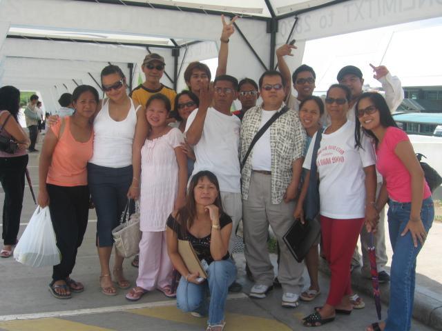 I miss the Davao Fam.