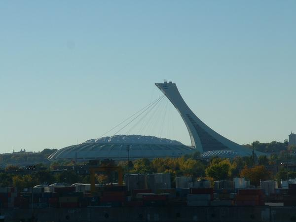 Montreal,Olympic dome