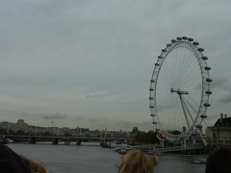 London Eye, London (11.12-11.14)