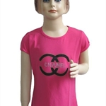 Chanel girls T-shirts