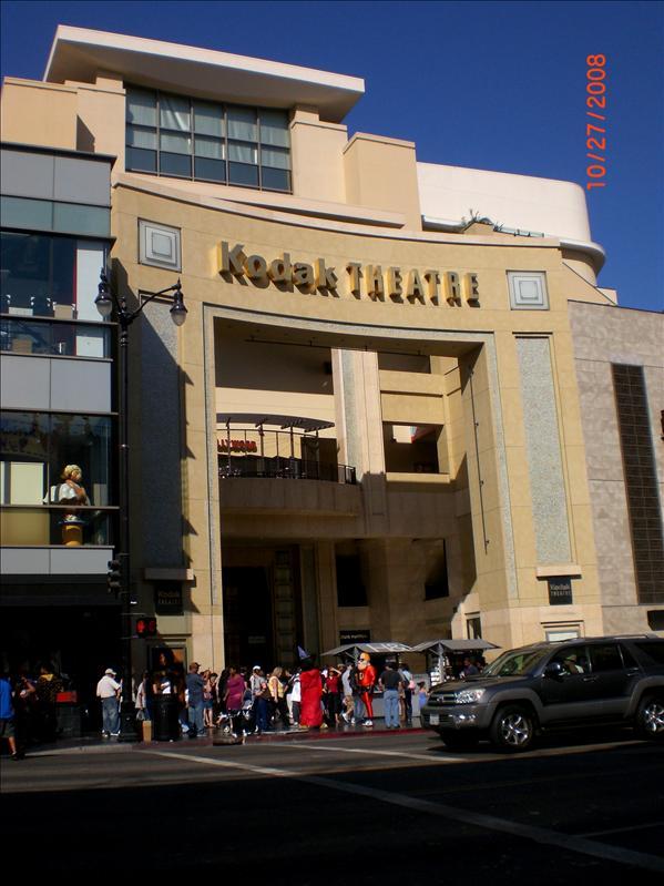 好莱坞柯达剧院