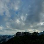 班納山山頂214米