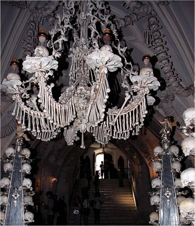chapel skulls