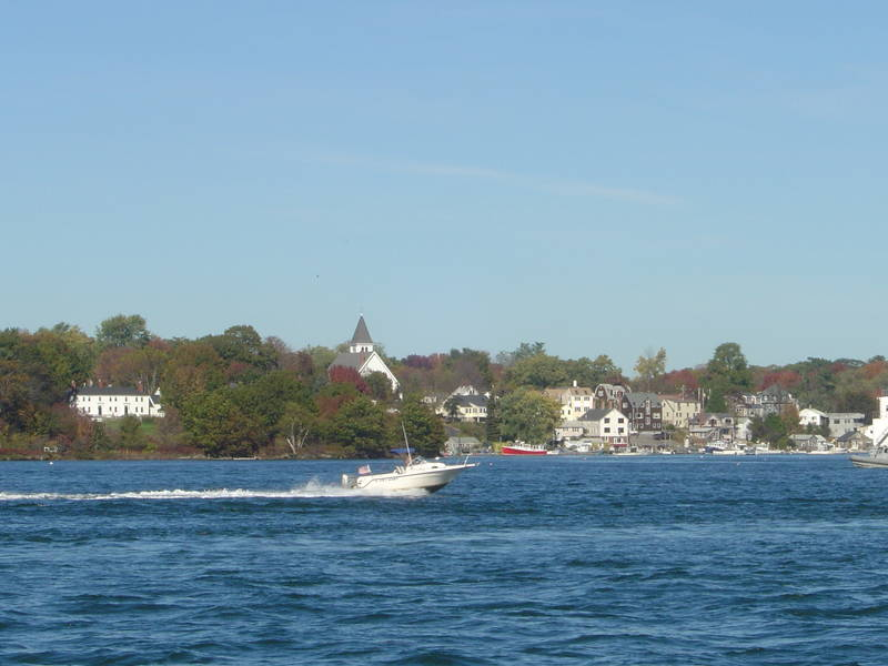 Kittery Point on the Piscataqua