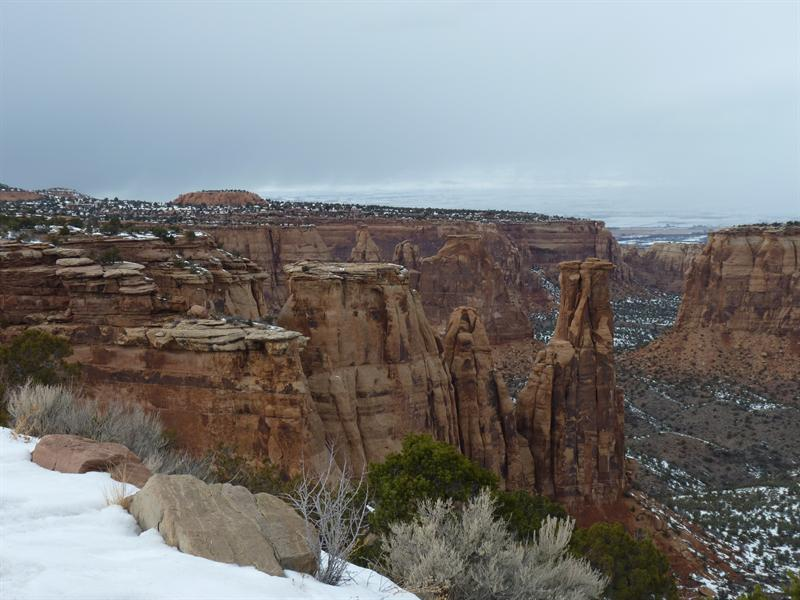 colorado National monument(CNM)