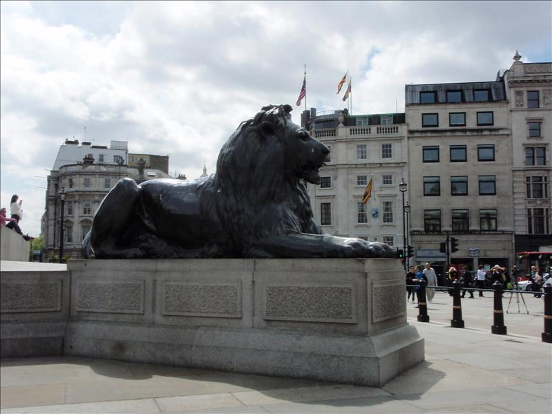 Trafalgar Square - 20th May