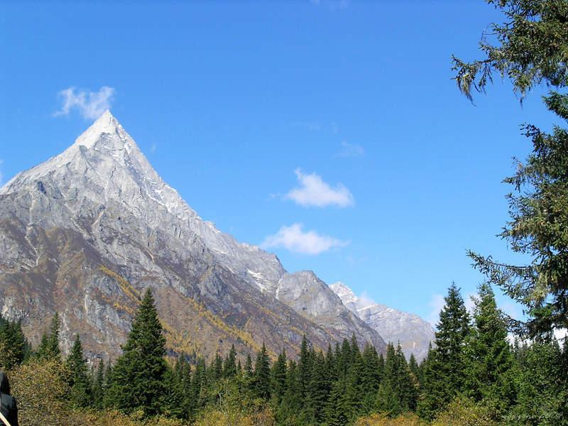 Celestial Peak (Pomiu) (5413M) 婆繆峰