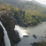 Athirapilly - Vazhachal Waterfalls