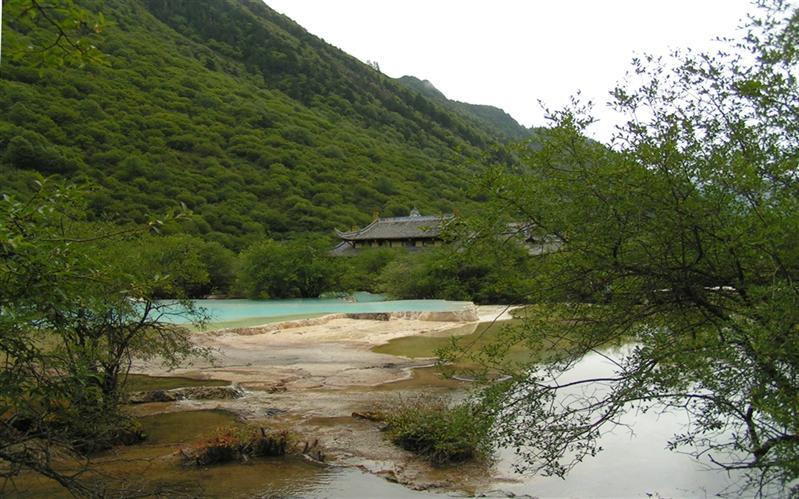 HuangLong, ShiChuan, China