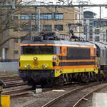 Rotterdam Rail Feeding