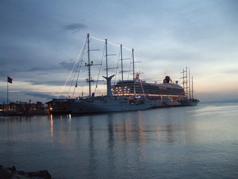 Kusadsi Harbour