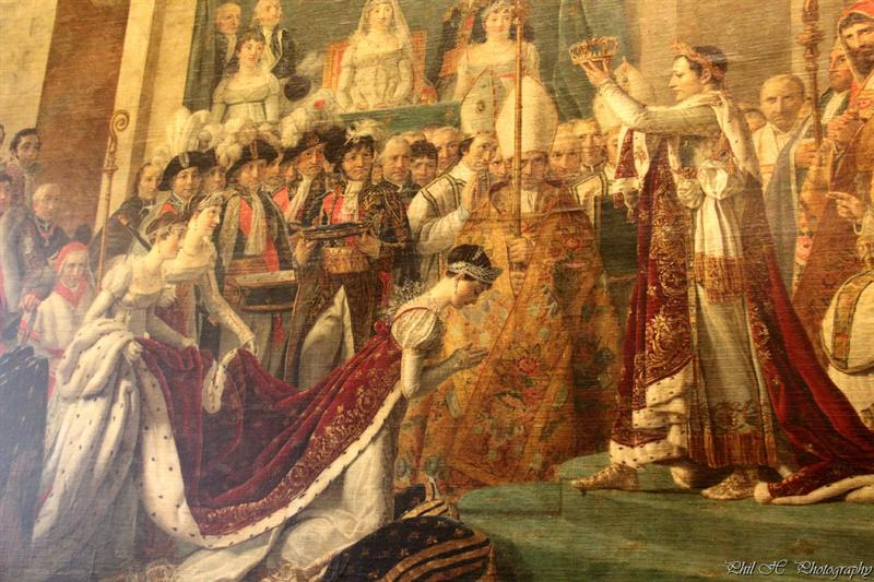 Versailles (David - Coronation of Napoleon)