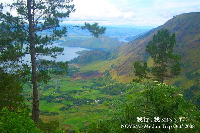 Samosir湖