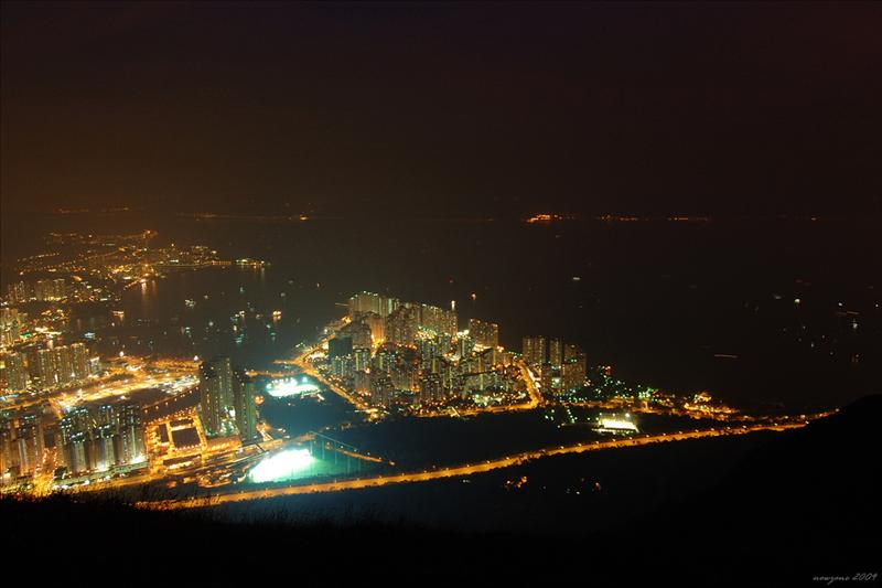 Tuen Mun, Castle Peak Bay and Gold Coast 屯門,青山灣及黃金海岸