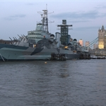 HMS Belfast, Thames, London, United Kingdom