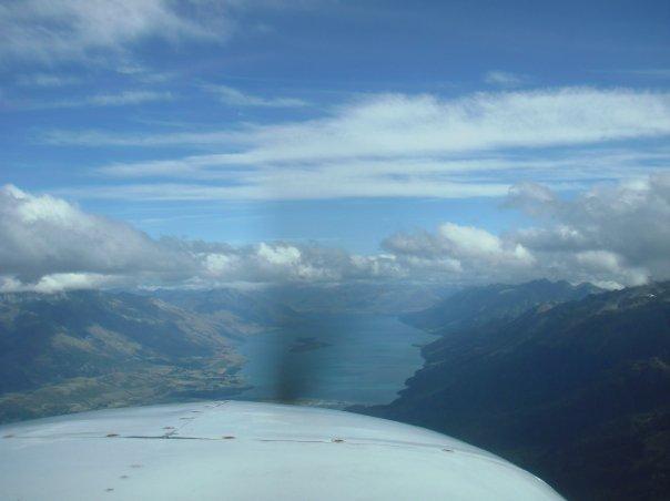 Milford Sound flight