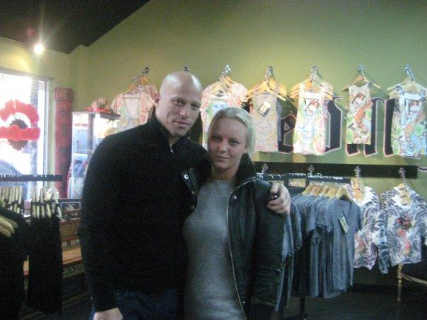 Ami James and Elize :o)