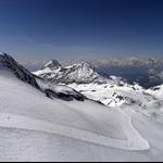 la valtournenche, il Monte Cervino e Il monte Rosa