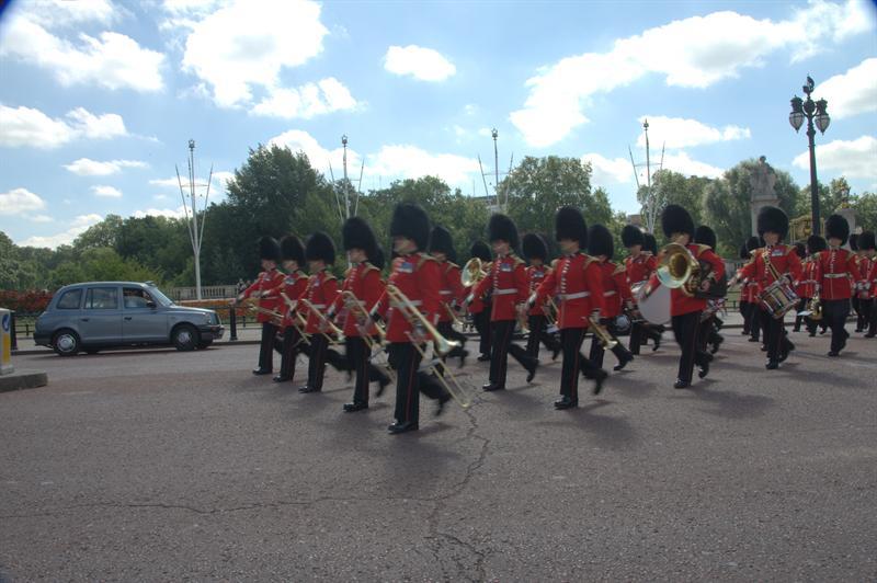 Royal Guard, London, United Kingdom
