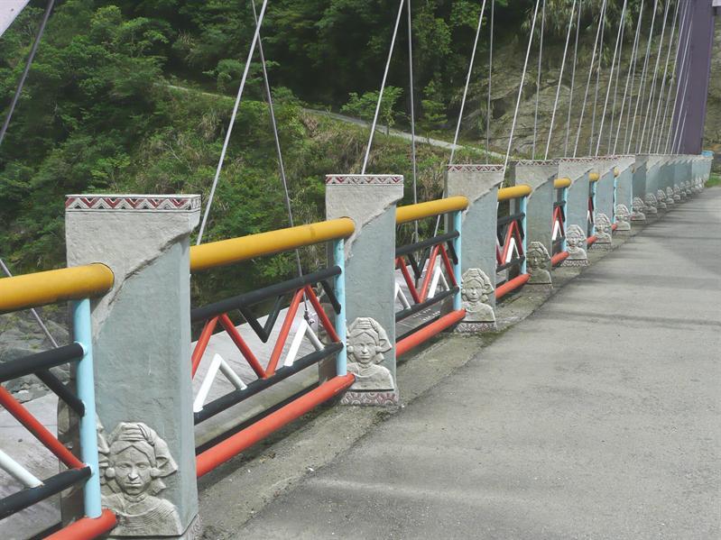 司馬庫斯橋