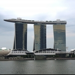 Marina Bay Sands, 2012