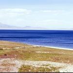 高原明珠赛里木湖