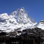 Monte Cervino e Breuil Cervinia