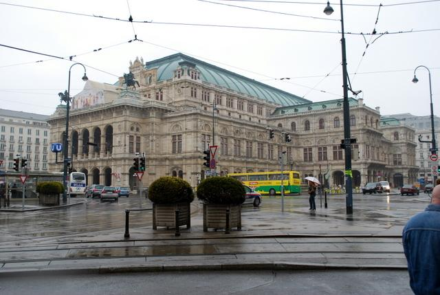 The Opera House - the one in Budapest was modelled on this but is much much smaller