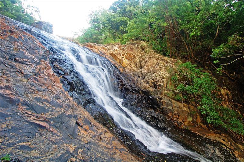 石澗飛瀑 Waterfall