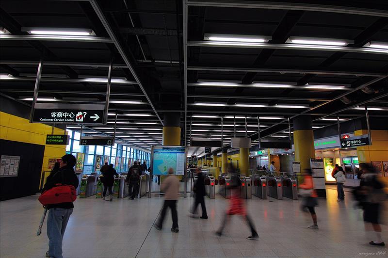 港鐵油塘站  Yau Tong Station
