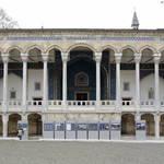 Cinili Pavilion