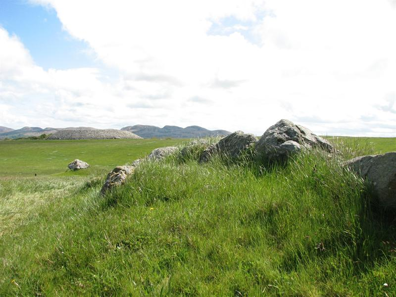 Here's 1 of the megalithic tobms