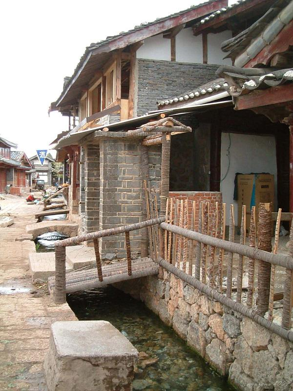 Shuhe (Beam River) ancient town束河古城