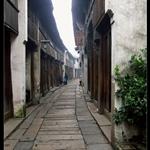乌镇.小巷