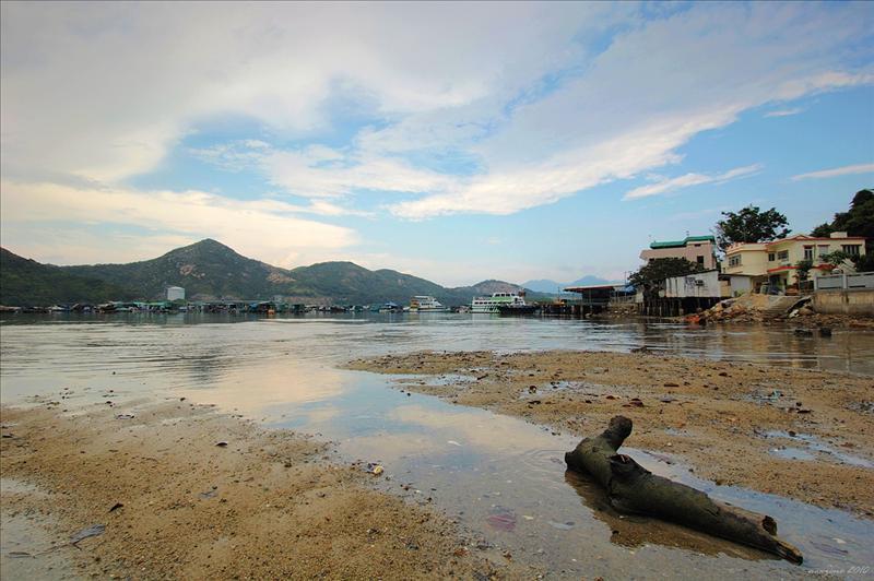 索罟灣泥灘