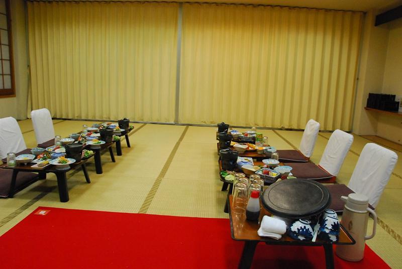 晚餐廳(只有我們二家人)