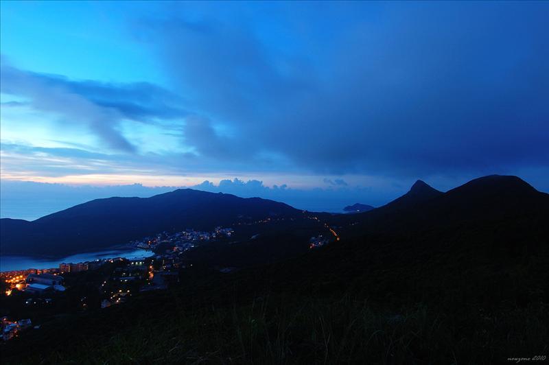 釣魚翁山及大嶺峒